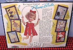 1964 BRAND NEW VINTAGEPENNY BRITESUNDAY BESTSUPER RARE 7 Pc. SETNIBNRFBMINT