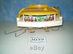 1970 Remco Speed Rail 7133 Super Passenger Set Rare With Original Box