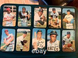 1970 Topps Baseball Super Complete Set Vintage & Rare Aaron, Mays, Clemente, Brock