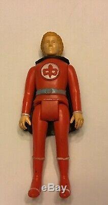 1981 SUPER RARE Vintage Mego Greatest American Hero Convertible Bug Figure Set