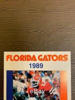 1989 Florida Gators Team SET with Emmitt Smith SmokeyBear Set SUPER RARE MINT