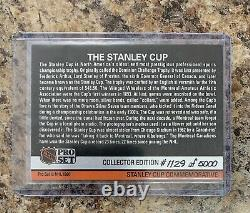 1990 91 Pro Set #NNO Stanley Cup Hologram Super Rare 1129/5000