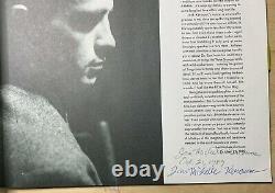 1990 JACK KEROUAC COLLECTION 1990 LP autographed Set SUPER RARE