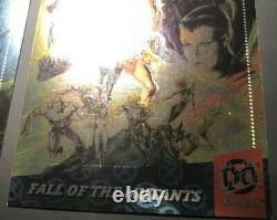 1994 X-men Fleer Ultra Marvel Silver X-overs 6 Card Insert Chase Set Super Rare
