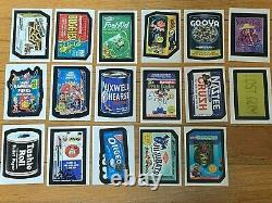 2005 Lost Wacky Packages 1st Series Full Set 3 Packs @@ Super Rare @@