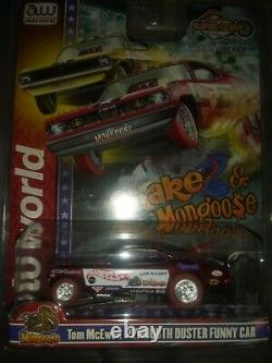 2021 Las Vegas Super Convention Snake and Mongoose Exclusive 4 Car set VHTF Rare