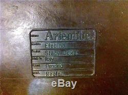 ARTEMIDE, EFEBINO STOOLS, by Stacy Dukes, c. 1968 (SUPER RARE SET)