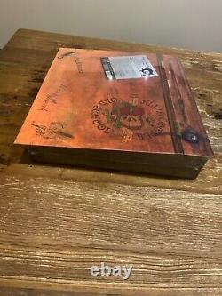 Alice Cooper'OLD SCHOOL 1964-1974' RARE SUPER DELUXE BOX SET NEW & SEALED