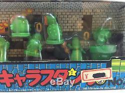 BANDAI Super Mario Bros. STAMP Vintage Keshi Complete SET EXTREMELY RARE