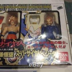 BANDAI super battle collection set 1992 DORAGOB BALL vintage rare mint