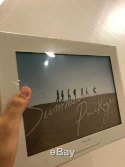 BTS 2016 Summer Package in Dubai Photobook DVD Full Set Sealed Super Rare