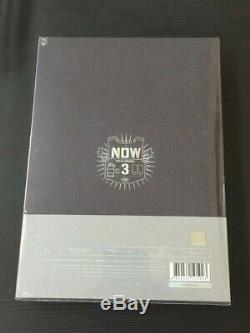 BTS Now 3 in Chicago Dreaming Days DVD Full Package Set Sealed Super rare