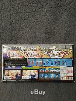 Bandai epoch super battle collection set 1992 dragon ball vintage rare mint