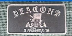 Barstow Ca Car Club Plaque Scta El Mirage Salt Flats Drag Plate Sign Decal Hemi