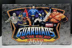 Bowen Guardians of the Galaxy Bust Set Marvel Avengers GOTG Super Rare