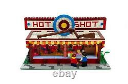 BrickLink AFOL Design Program Super Rare LEGO Hot Shot Carnival Set New