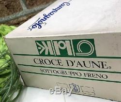 CAMPAGNOLO CROCE D'AUNE Delta Brake Set Vintage Unused Super Rare