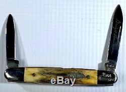 CASE XX 1996 Eisenhower 4 Knife Mint Set SUPER Rare! Wow