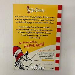 Classic Case of Dr. Seuss 20 Book Set Includes Scrambled Eggs Super(VERY RARE)