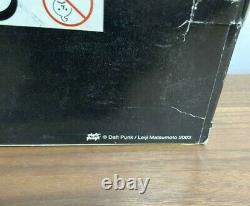 DAFT PUNK & LEIJI MATSUMOTO INTERSTELLA 5555 LTD. EDITION FIGURE Set Super Rare