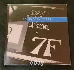 DAVE MATTHEWS BAND Live Trax Vol 1 DMB 4 LP Vinyl Box Set SUPER Rare New SEALED