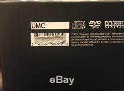 Def Leppard Hysteria 30th Anniversary Super Deluxe Edition Box Set Rare Oop