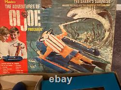 GI JOE VINTAGE ADVENTURE TEAM THE SHARKS SURPRISE Super(Rare set)