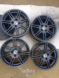 HFP Honda Civic Wheels 4x100 16inch Super Rare Set Gsr Integra Si Ep3 DelSol SS7