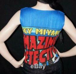 Issey Miyake Pleats Please Amecomi Top Skirt Set Super Rare
