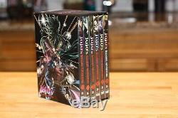 Jojo's Bizarre Adventure Vol. 1,2,3,4,5,6 Super Techno Arts DVD Box Set RARE