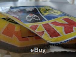 KISS POSTER PACK BAG set of 2 Australia 1980 Aucoin SUPER SUPER Rare 1 sealed