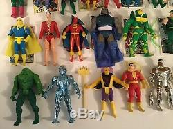 Kenner DC Super Powers Collection RARE Complete Set! Cyborg Riddler Shazam ALL
