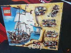 LEGO 10210 Pirates Imperial Flagship Brand New Sealed SUPER RARE ITEM