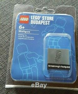LEGO Armstrongs footprint Type1 (!) EXCLUSIVE, BRAND NEW & SUPER RARE, LIMITED