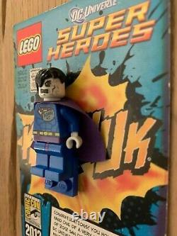 LEGO DC Super Heroes Bizarro Comic Con 2012 SDCC Exclusive Minifigure rare