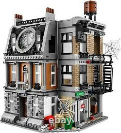 LEGO Marvel Super Heroes Infinity War 76108 Sanctum Sanctorum Showdown NISB Rare