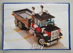 LEGO Model Team 5590 Whirl N' Wheel Super Truck with instructions, RARE