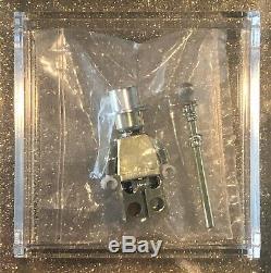 LEGO Mr Gold AFA 8.5 Super Rare Bagged Minifigure Series 10