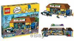 LEGO Simpsons Super Rare Simpsons Kwik-E-Mart 71016 New & Sealed