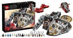 LEGO Star Wars Super Rare 75222 Betrayal at Cloud City New & Sealed (wear)