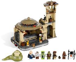 LEGO Star Wars Super Rare 9516 Jabba's Palace New & Sealed Contents (No Box)