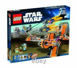 LEGO Star Wars Super Rare Anakin's & Sebulba's Podracer 7962 New & Sealed