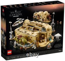 LEGO Star Wars Super Rare Mos Eisley Cantina 75290 NEW IN BOX