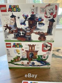 LEGO Super Mario Complete Bundle ALL 27 Sets INCL 10 Characters & Rare GWP 40414