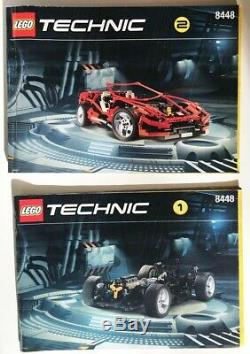 LEGO Technic 8448 Super Street Sensation, complete with instructions, RARE