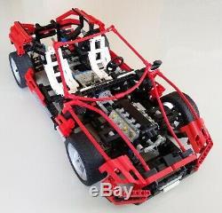 LEGO Technic 8448 Super Street Sensation, incomplete, RARE