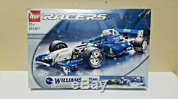 LEGO Technic 8461 Williams F1 Team Racer with instruction and box SUPER RARE