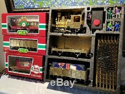 LGB 20405 (20100NB) Gold Set The Golden Train 24K Super Rare Collection