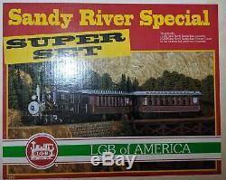 LGB 72859 Sandy River Super Set G-Scale RARE
