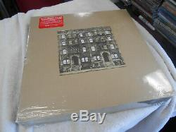 Led Zeppelin Physical Graffiti Still Sealed Super Deluxe Edition Box Set Rare